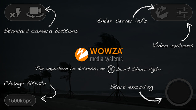 Wowza_GoCoder_Screenshot